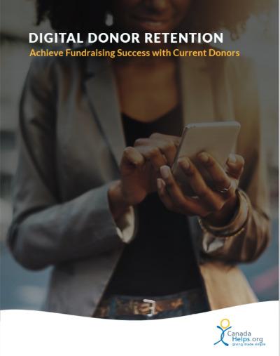 Digital Donor Retention